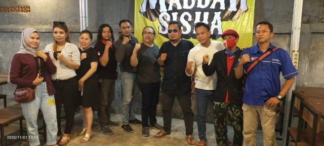 Pelantikan DPD PJI-Demokrasi Jatim, Herman Terpilih Sebagai Sekertaris