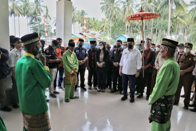 Kota Gorontalo Menuju Zona Hijau, LaNyalla: Jangan Kasih Kendor!