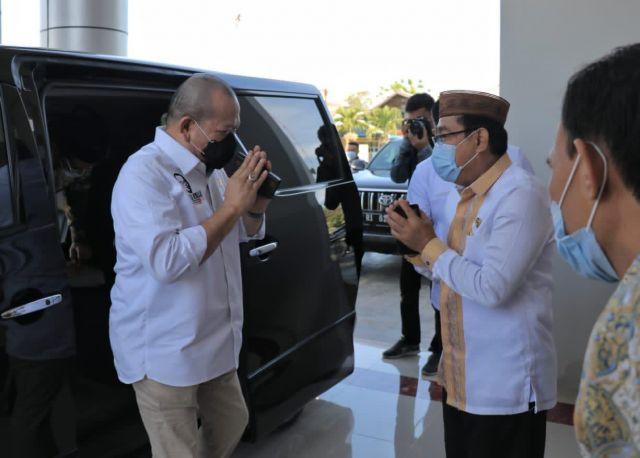 DPD RI Berhasil Keluarkan 7 UU dari Omnibus Law