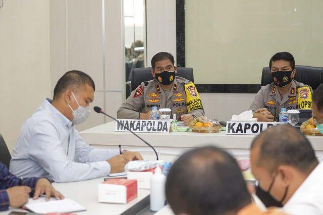 Kapolda Jatim Irjen Pol. Nico Berkunjung Ke Satuan Kerja