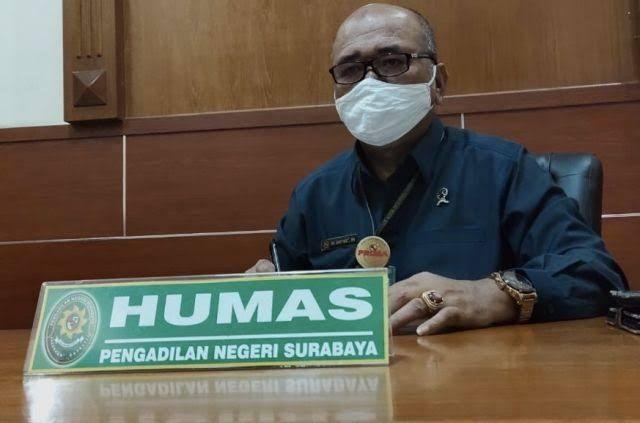 Pengadilan Negeri Surabaya Terapkan Pembatasan Kegiatan