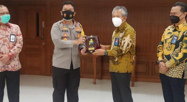 Polda Jawa Timur Apresiasi Kegiatan PLN Dalam Peningkatan Ekonomi