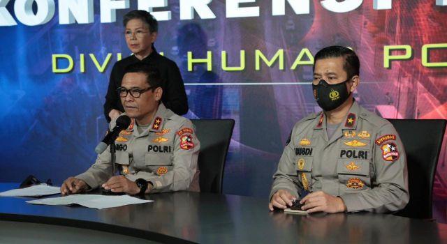 Polri Hentikan Kasus Dugaan Penyerangan Laskar FPI