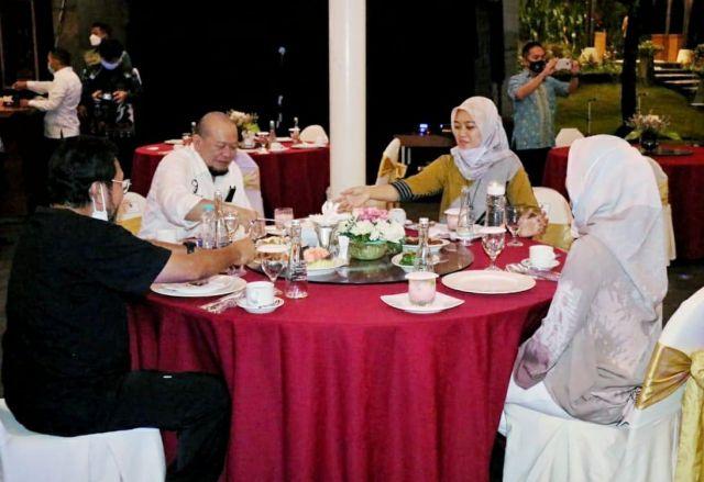 Ketua DPD RI Berharap Bendungan di Lampung, Jateng Rampung Tahun Ini