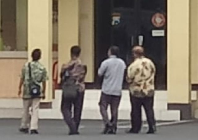 Oknum Kepsek SMK Tanwir Belum Ditahan Terakit Kasus Dugaan Pencabulan
