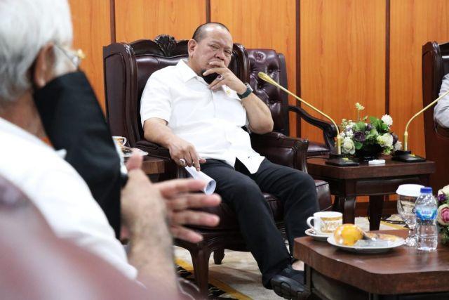 Ketua DPD RI Minta Tindak Tegas Pelaku Peredaran Narkoba di Lapas