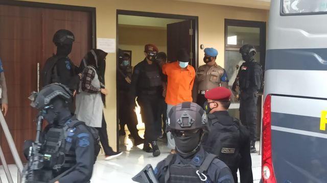 Densus 88 Mabes Polri Tangkap 22 Orang Terduga Teroris