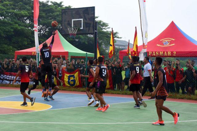 Atlet Multi Talent Menart 2 Marinir Pasmar 2 Raih Juara Umum Tiga