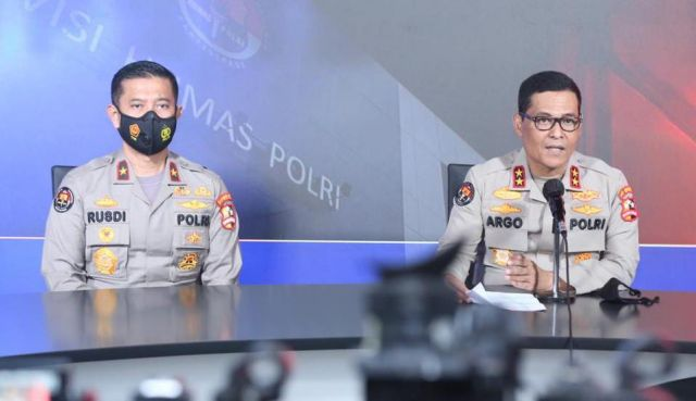 Bom Bunuh Diri di Makassar, Kapolri Minta Masyarakat Tidak Panik