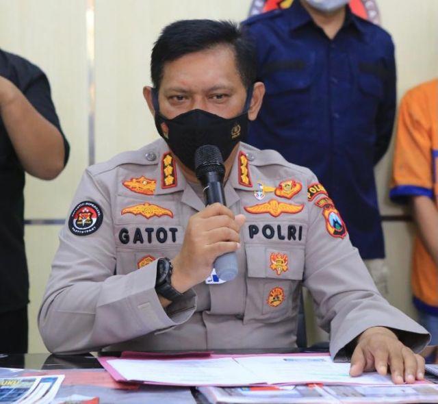Teror Bom Bunuh Diri di Makassar, Polda Jatim memperketat Penjagaan