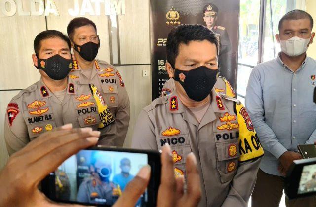 Kapolda Jatim Bentuk Tim Khusus Terkait Penganiayaan Wartawan Tempo