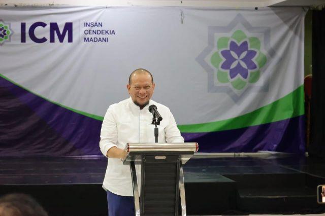 Ketua DPD RI Hadiri Diskusi Terbatas di Sekolah Insan Cendekia Madani