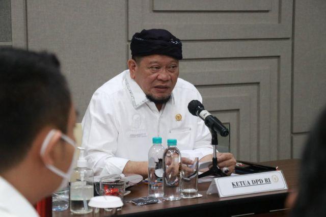 Ketua DPD RI Apresiasi 3 KIH, Yakin Indonesia Mampu Gaet Pasar Dunia
