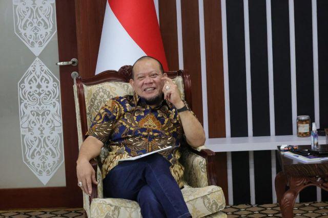 Ketua DPD RI Ingin Ekspor Pakaian Meningkat