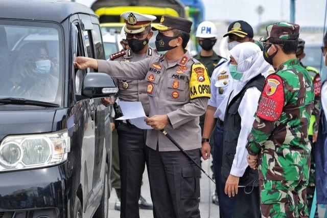 Forkopimda Kompak dalam menghadapi Covid-19 di Bangkalan