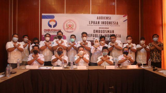 Lembaga Pengawas Kinerja Aparatur Negara Indonesia Dukung PPKM Darurat