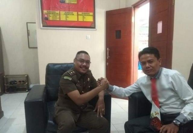DPP LARM-GAK  Apresiasi Kinerja Jaksa Ardian Junaidi, SH.MH