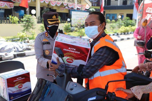 Polres Tanjung Perak Beri Layanan Vaksinasi Khusus Wartawan