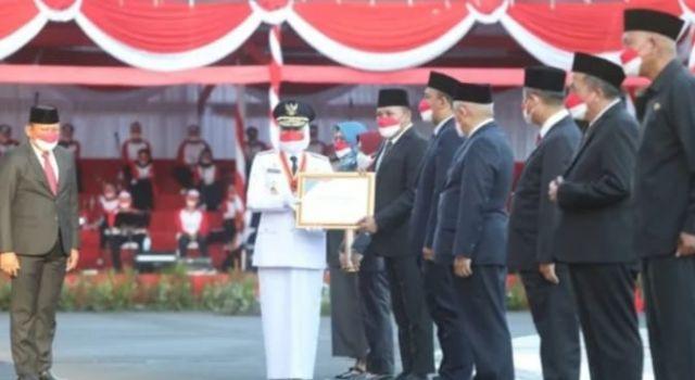 Pemkab Sampang Raih Nomor Induk Koprasi Terbaik ke-3 se-Jawa Timur