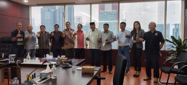 Dirjen Kekayaan Intelektual Segera Respon Usulan Forum 7 LMK