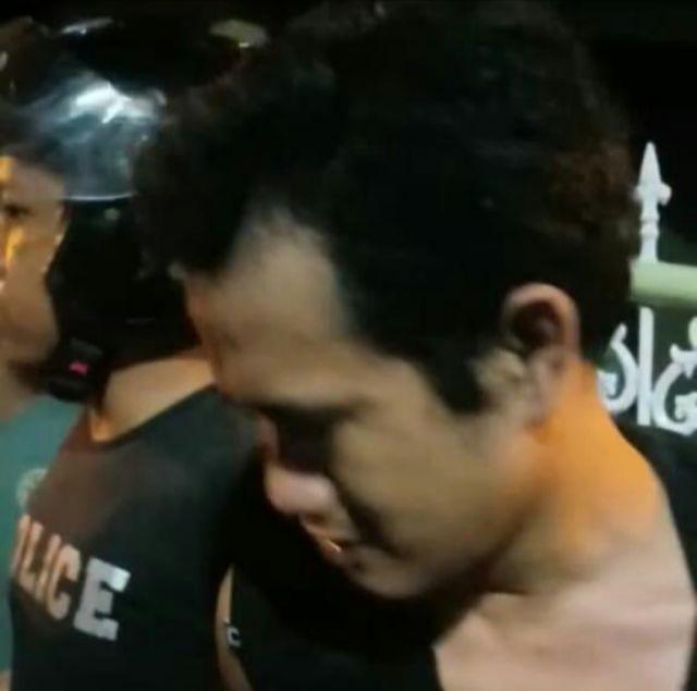Jambret HP di PHC Surabaya Ditangkap Polisi