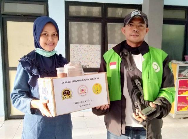 Giat DPP LPKAN Indonesia Peduli Masyarakat Terdampak Covid-19