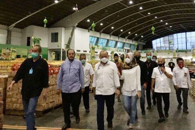 Ketua DPD RI Berharap Seluruh Daerah Di Jatim Gelar Lumbung Pangan