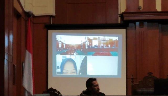 Rullin, Terdakwa Kasus Pembunuhan Sales UMC, Rullin Divonis 5 Tahun