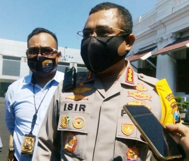 Musnahkan Narkoba, Kapolrestabes Surabaya Bangga Kinerja Satresnarkoba
