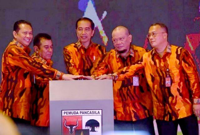MPN Pemuda Pancasila : Saatnya Presiden Jokowi Mengambil Langkah Tegas