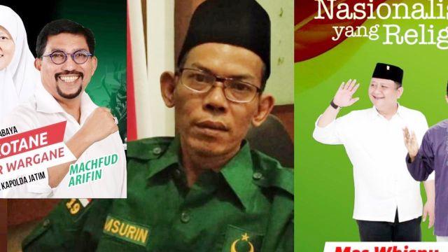Samsurin: Seperti Ini Skema Militansi Suara Pemilih Pilkada Surabaya