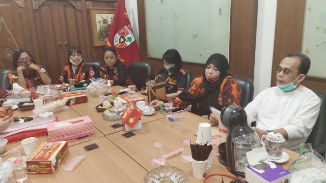 DPC Srikandi PP Tulungagung, Silaturahmi Ke DPW Srikandi PP Jatim