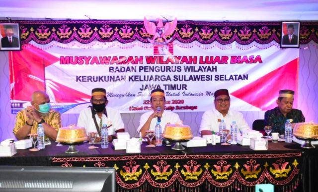 Ir. H. Muslim Hamzah, Sah Menjadi Ketua BPW KKSS Jatim