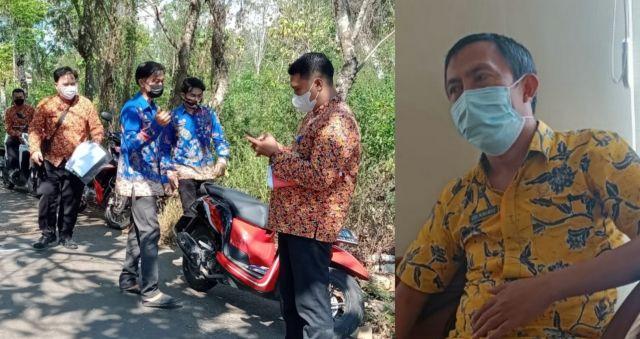 Laporan BPD Kalimook Ditindak Lanjuti Inspektorat Sumenep