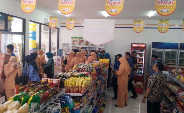 Korprimart Pertama Jawa Timur Diresmikan di Tulungagung