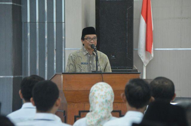 Kades Terpilih di Kabupaten Jember Dibekali Pengetahuan Tentang HAM