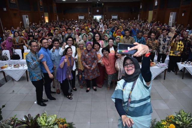 Program Guru Pembangunan. Peradaban