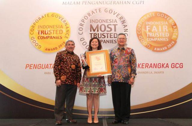 Bank OCBC NISP Kembali Raih Penghargaan Good Corporate Governance