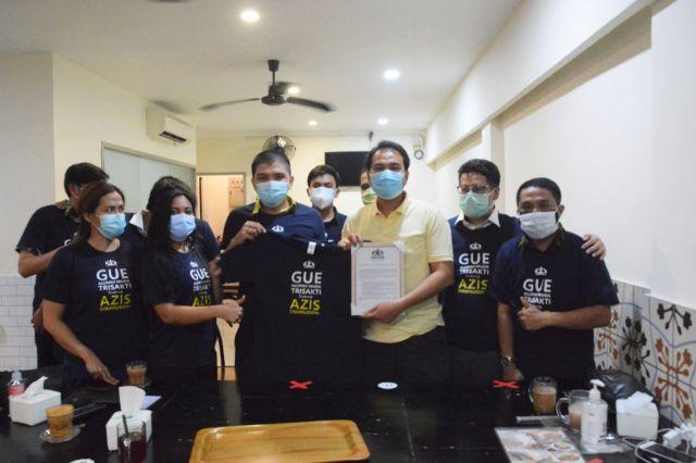 Munas IKA USAKTI, Alumni Milenial Dukung Azis Syamsuddin Menjadi Ketua