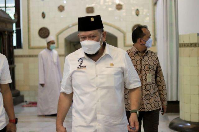 Ketua DPD RI Imbau Warga Gresik Manfaatkan Perda UMKM