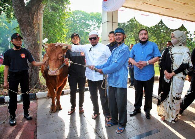 Jelang Ramadhan, Ketua DPD RI Ingatkan Pasar Tak Naikkan Harga Daging