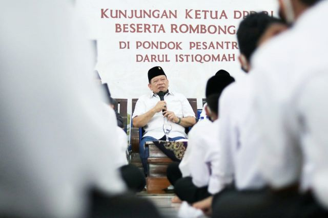 Ketua DPD RI Apresiasi KKN Mahasiswa di Garut