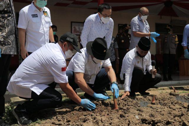 Ketua DPD RI Gaungkan Revolusi Pertanian Berbasis Teknologi