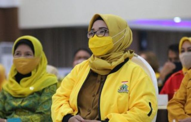 Generasi Milenial Berpotensi Kembali Raih Kejayaan Golkar di Bekasi