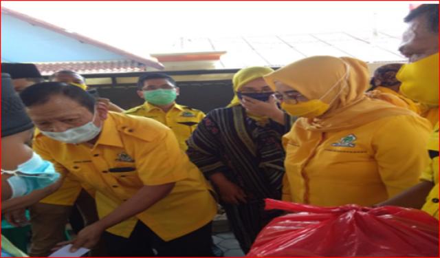 Ditunjuk Sebagai PLT DPD Golkar Kota Bekasi, Ade Langsung Road Show