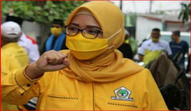 MKGR Dukung Ade Puspita Maju Pada Pilwalkot Bekasi
