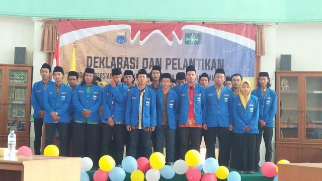 Pengurus PMII - ITATS Surabaya Dilantik Dengan Semangat Hari Pahlawan