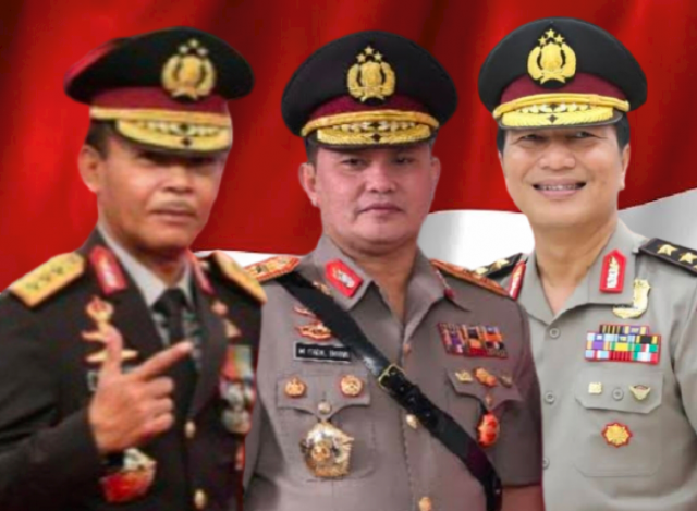 Irjen Pol. M. Fadil Imran Amankan Jakarta, Irjen Pol. Nico Masuk Jatim
