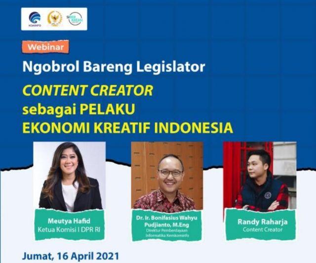 Generasi Milenial Dinilai Miliki Peluang Majukan Indonesia