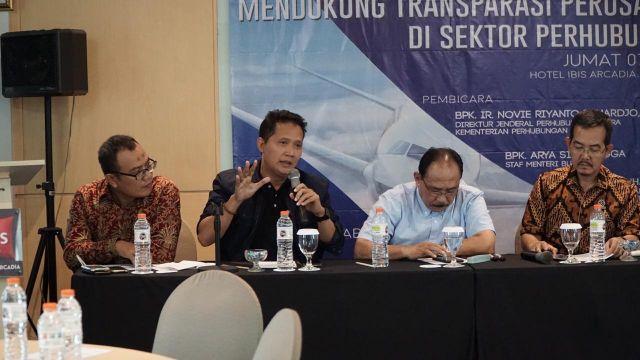IKAGI Dukung Jajaran Direksi Garuda Indonesia